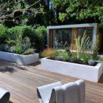 small garden design contemporary