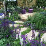 small garden design cottage