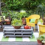 small garden design for privacy