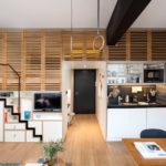 small loft apartment interior design