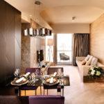 small luxury apartment interior design