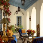 spanish bohemian home decor