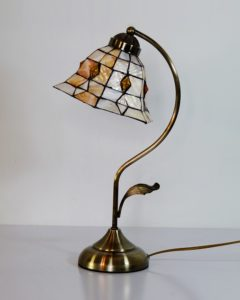 stained glass lamp shades designs