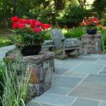 stone garden landscaping
