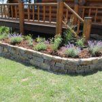 stone landscaping bricks