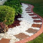 stone landscaping design