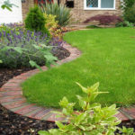 stone landscaping edging ideas