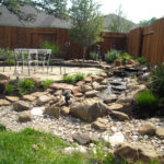 stone landscaping ideas design