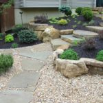 stone landscaping pictures