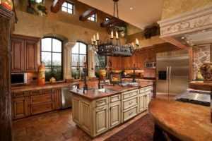 traditional kitchens gallery