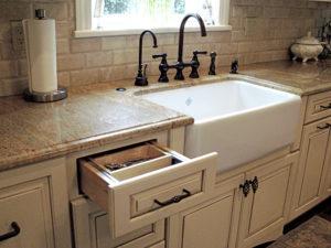 undermount kitchen sinks farmhouse