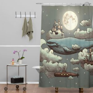 unique fun shower curtains