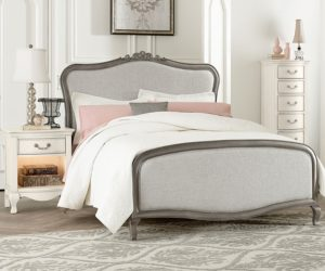 upholstered headboards full size beds