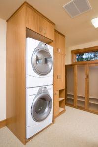 very small laundry room ideas
