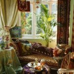 vintage bohemian home decor