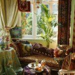 vintage bohemian home decor