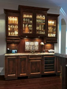 wet bar sink base cabinet