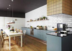 white subway tile kitchen designs
