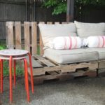 wood pallet outdoor furniture ideas