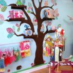 tree kids design room