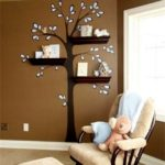 tree wall design